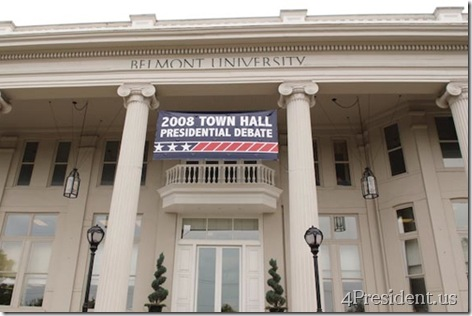 Freeman Hall Courtesy Belmont University
