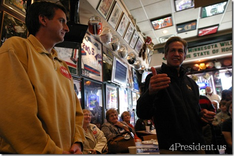 Norm Coleman and Tim Pawlenty