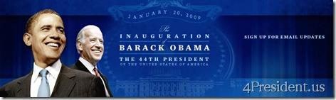 2009 Inauguration