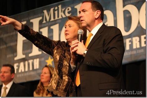 Mike Huckabee Eau Claire Wisconsin Photos