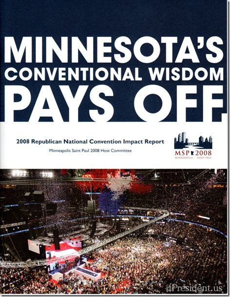 Minnesota's Conventional Wisdom Pays Off (Cover Photo by Mike Dec)