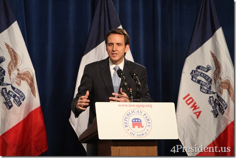 Tim Pawlenty Leadership For Iowa