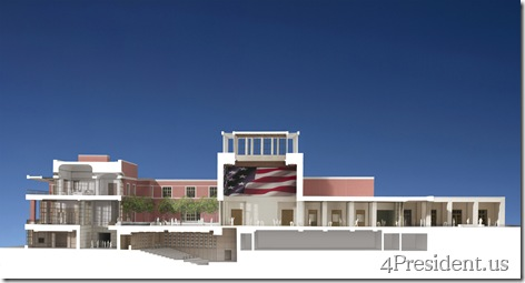 Section, Courtesy George W. Bush Presidential Center