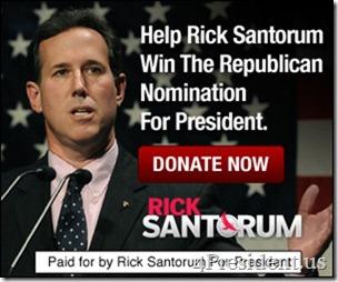santorum 011512 blogad 300x250 help win 4President