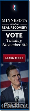 romney 110612 blogad 160x600 nov 6th mn 4President
