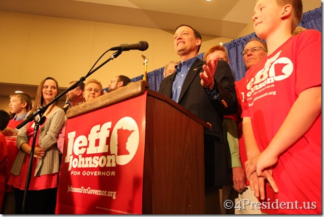 Jeff Johnson, Minnesota Governor Campaign Announcement Photos, Hamel, Minnesota, May 5, 2013