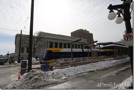 President Barack Obama, Union Depot, St. Paul, Minnesota, February 26, 2014 IMG_9113x