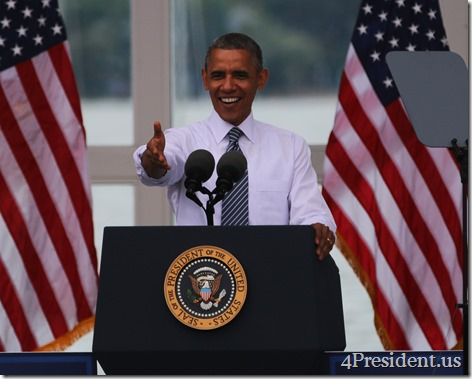 President Barack Obama, Lake Harriet, Minneapolis, Minnesota, June 27, 2014 IMG_3884x