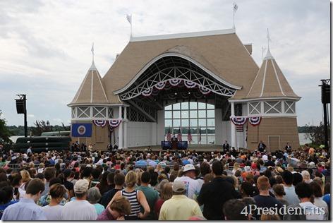 President Barack Obama, Lake Harriet, Minneapolis, Minnesota, June 27, 2014 IMG_7131