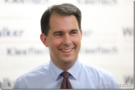 Scott Walker, Hudson, Wisconsin Victory Center Photos, July 22, 2014