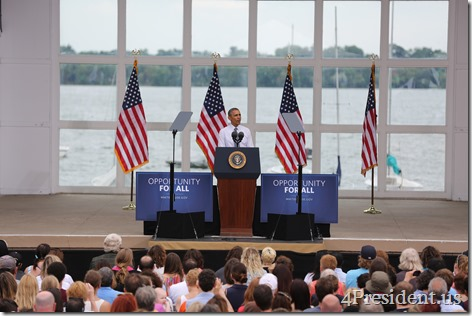 President Barack Obama, Lake Harriet, Minneapolis, Minnesota, June 27, 2014 IMG_7083