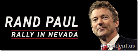 Rand Paul Nevada