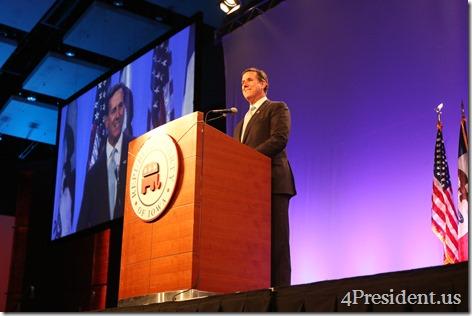 Rick Santorum Iowa GOP Lincoln Dinner Photos, May 16, 2015, Des Moines, Iowa #LincolnDinner IMG_2439