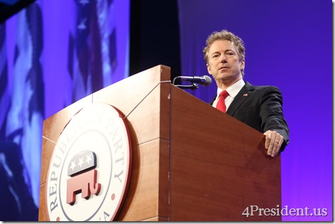 Rand Paul Iowa GOP Lincoln Dinner Photos, May 16, 2015, Des Moines, Iowa #LincolnDinner IMG_5091