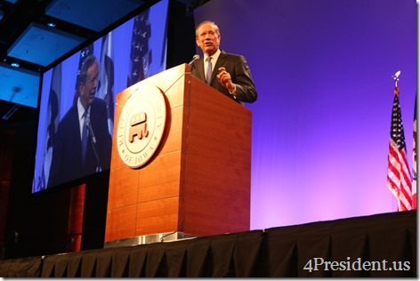 George Pataki Iowa GOP Lincoln Dinner Photos, May 16, 2015, Des Moines, Iowa #LincolnDinner IMG_2461