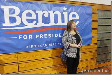 Bernie Sanders Town Meeting Photos, Minneapolis, Minnesota, May 31, 2015, Minneapolis American Indian Center, 1 of 3 IMG_5564