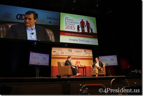 Ted Cruz Photos, THE FAMiLY LEADERSHIP SUMMIT, July 18, 2015, Ames, Iowa #FLS2015 IMG_2903