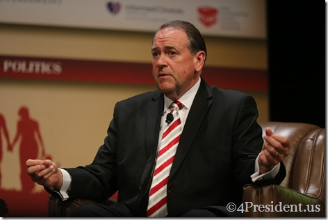 Mike Huckabee Photos, THE FAMiLY LEADERSHIP SUMMIT, July 18, 2015, Ames, Iowa #FLS2015 IMG_4669