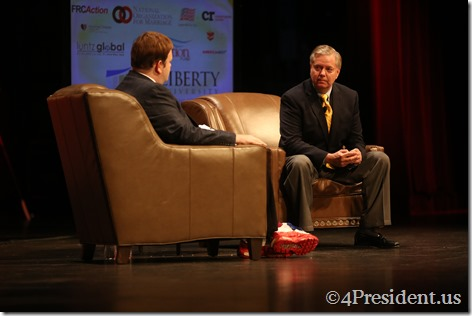 Lindsey Graham Photos, THE FAMiLY LEADERSHIP SUMMIT, July 18, 2015, Ames, Iowa #FLS2015 IMG_4887