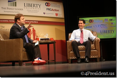 Scott Walker Photos, THE FAMiLY LEADERSHIP SUMMIT, July 18, 2015, Ames, Iowa #FLS2015 IMG_5221