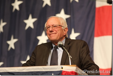 Bernie Sanders Photos, Iowa Democratic Wing Ding Dinner, Clear Lake, Iowa, August 14, 2015 #WingDing IMG_9768