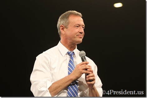Martin O'Malley, Iowa JJ Dinner Photos, Des Moines, Iowa, October 24, 2015 #IDPJJ IMG_1943