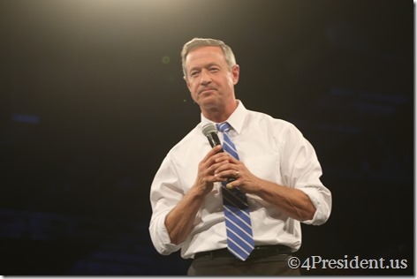 Martin O'Malley, Iowa JJ Dinner Photos, Des Moines, Iowa, October 24, 2015 #IDPJJ IMG_1970