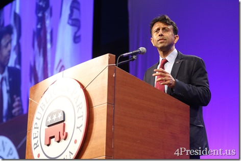 Bobby Jindal Iowa GOP Lincoln Dinner Photos, May 16, 2015, Des Moines, Iowa #LincolnDinner IMG_4883