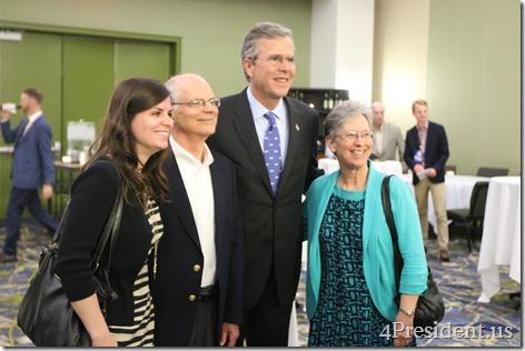 Jeb Bush Iowa GOP Lincoln Dinner Photos, May 16, 2015, Des Moines, Iowa #LincolnDinner #JebBush IMG_2525