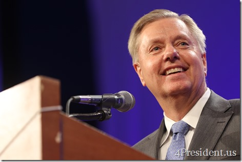 Lindsey Graham Iowa GOP Lincoln Dinner Photos, May 16, 2015, Des Moines, Iowa #LincolnDinner IMG_5180