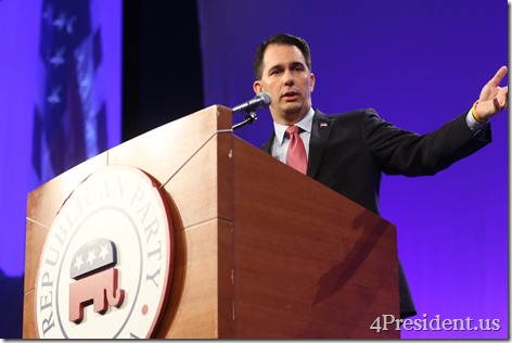Scott Walker Iowa GOP Lincoln Dinner Photos, May 16, 2015, Des Moines, Iowa #LincolnDinner IMG_5404
