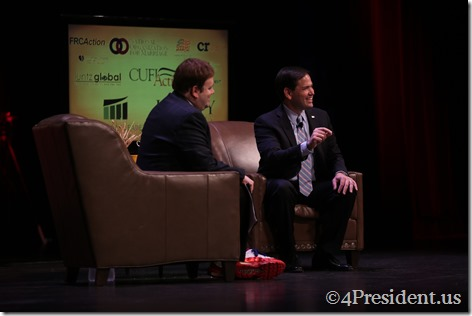 Marco Rubio Photos, The  FAMiLY LEADERSHIP SUMMIT, July 18, 2015, Ames, Iowa #FLS2015 IMG_4395