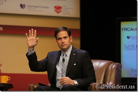 Marco Rubio Photos, The  FAMiLY LEADERSHIP SUMMIT, July 18, 2015, Ames, Iowa #FLS2015 IMG_4392