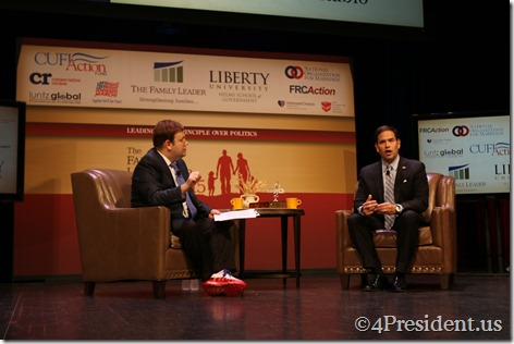 Marco Rubio Photos, The  FAMiLY LEADERSHIP SUMMIT, July 18, 2015, Ames, Iowa #FLS2015 IMG_2869
