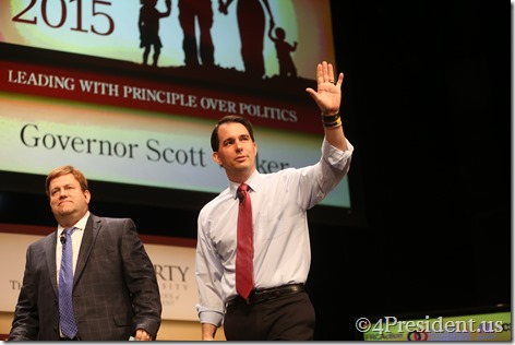 Scott Walker Photos, THE FAMiLY LEADERSHIP SUMMIT, July 18, 2015, Ames, Iowa #FLS2015 IMG_5241