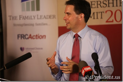 Scott Walker Photos, THE FAMiLY LEADERSHIP SUMMIT, July 18, 2015, Ames, Iowa #FLS2015 IMG_5255