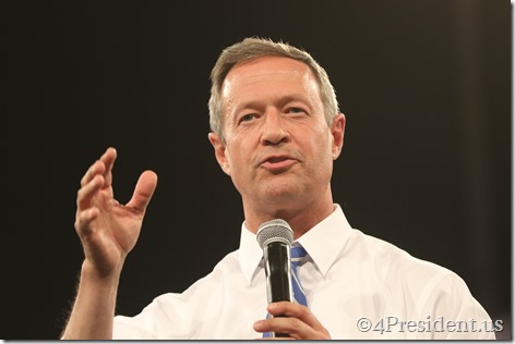 Martin O'Malley, Iowa JJ Dinner Photos, Des Moines, Iowa, October 24, 2015 #IDPJJ IMG_1956