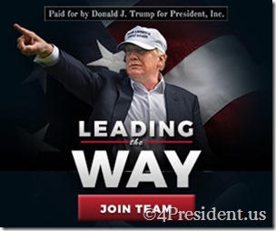 Image result for Donald TRUMP ADVERTISEMENT ASPIRE TO GREATNESS
