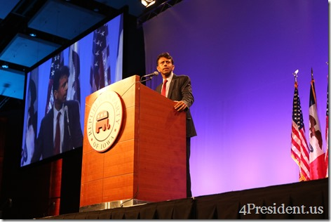 Bobby Jindal Iowa GOP Lincoln Dinner Photos, May 16, 2015, Des Moines, Iowa #LincolnDinner IMG_2444