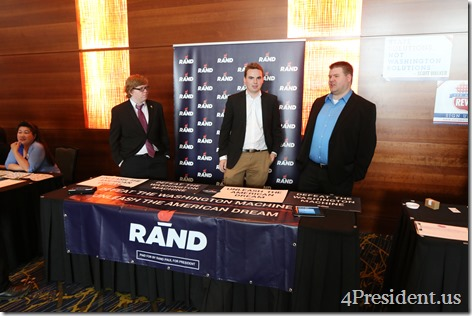 Rand Paul Iowa GOP Lincoln Dinner Photos, May 16, 2015, Des Moines, Iowa #LincolnDinner IMG_2433