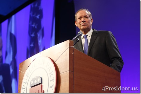 George Pataki Iowa GOP Lincoln Dinner Photos, May 16, 2015, Des Moines, Iowa #LincolnDinner IMG_5150