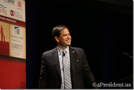 Marco Rubio Photos, The  FAMiLY LEADERSHIP SUMMIT, July 18, 2015, Ames, Iowa #FLS2015 IMG_4408