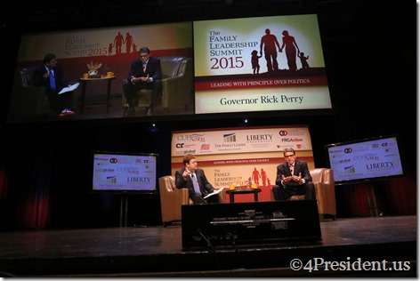 Rick Perry Photos, THE FAMiLY LEADERSHIP SUMMIT, July 18, 2015, Ames, Iowa #FLS2015 IMG_2920