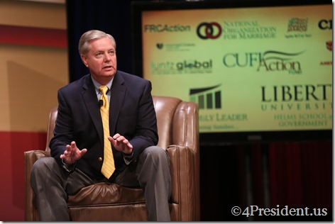 Lindsey Graham Photos, THE FAMiLY LEADERSHIP SUMMIT, July 18, 2015, Ames, Iowa #FLS2015 IMG_4901