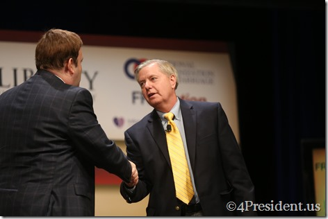 Lindsey Graham Photos, THE FAMiLY LEADERSHIP SUMMIT, July 18, 2015, Ames, Iowa #FLS2015 IMG_4914