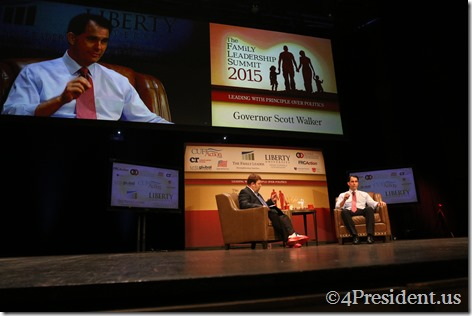 Scott Walker Photos, THE FAMiLY LEADERSHIP SUMMIT, July 18, 2015, Ames, Iowa #FLS2015 IMG_2960