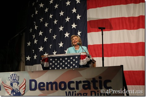 Hillary Clinton Photos, Iowa Democratic Wing Ding Dinner, Clear Lake, Iowa, August 14, 2015 #WingDing IMG_0001