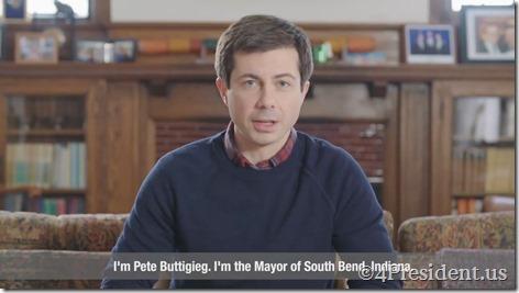 pete buttigieg video mayor