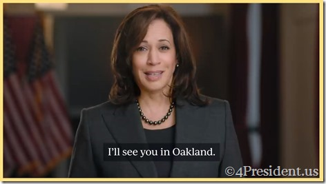 kamala harris video