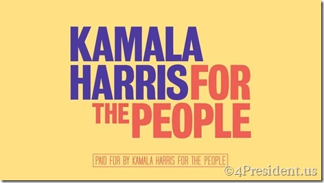 kamala harris video logo